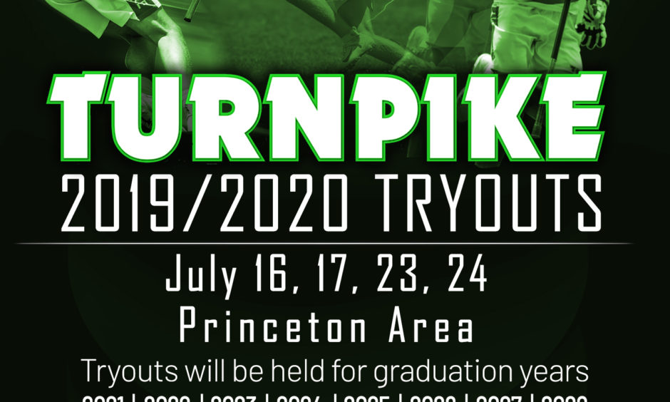 2019-2020 Team Turnpike Tryouts