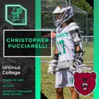 Christopher Pucciarelli Class of 2021 Ursinus College